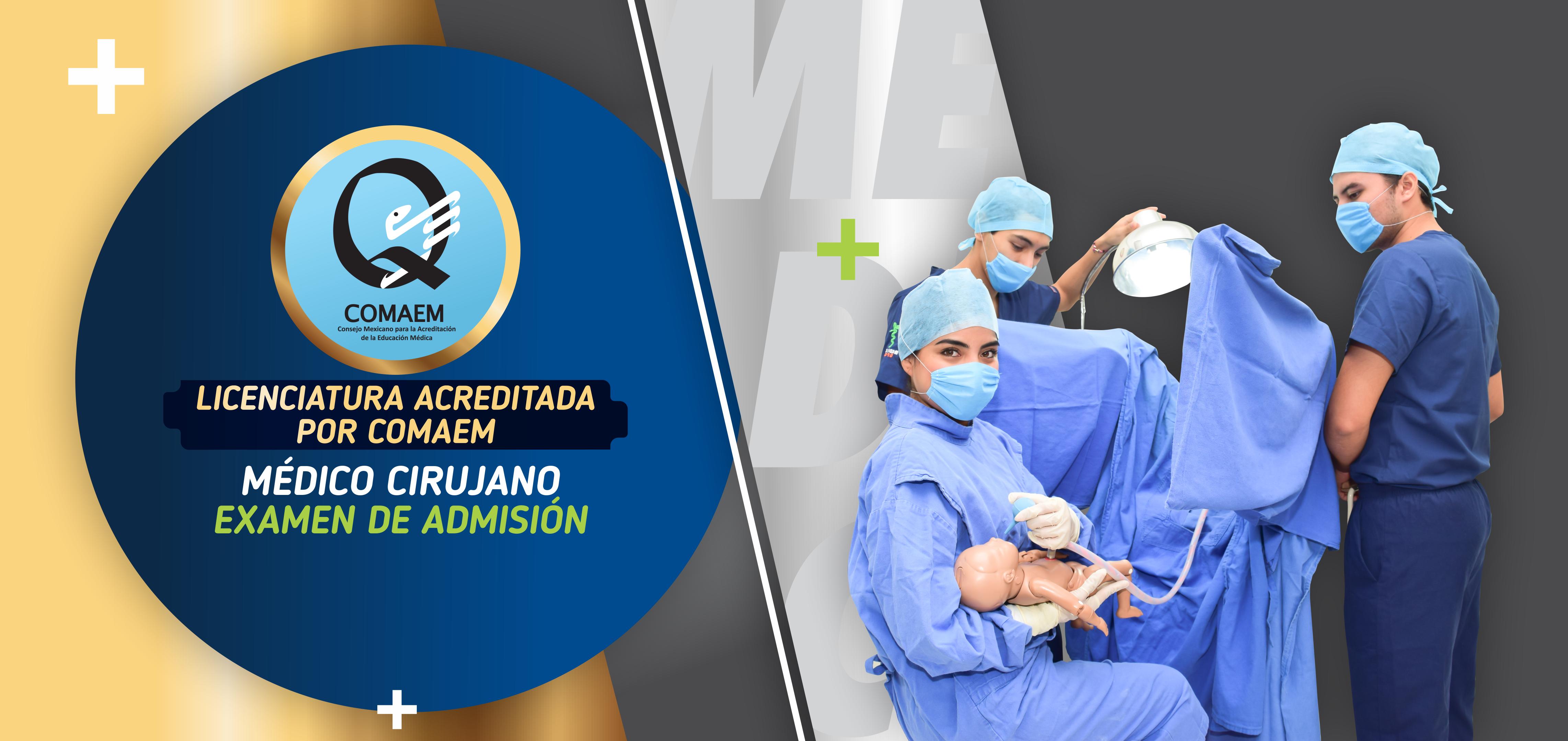Examen de admisión Médico Cirujano Universidad Pablo Guardado Chávez